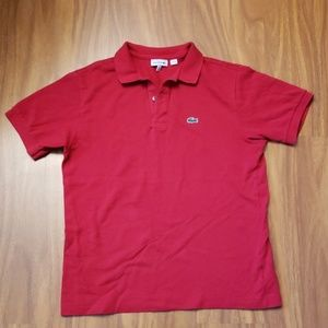Lacoste women polo shirt
